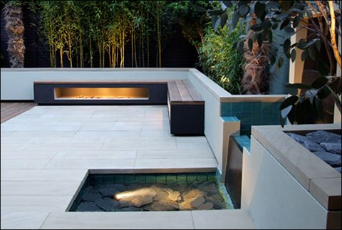 contemporary garden design definition