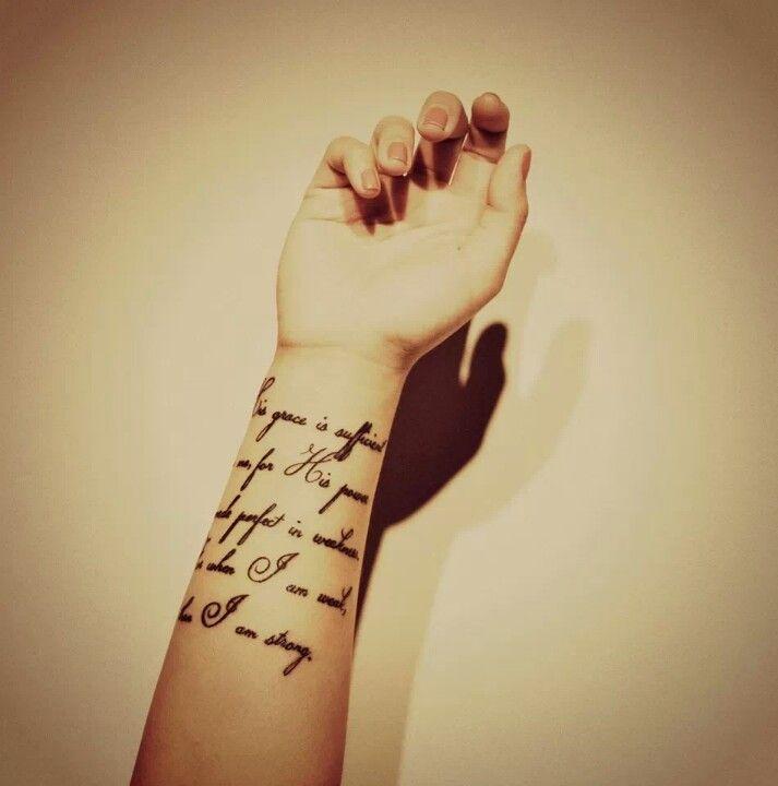 Inner Forearm Text Tattoos: Body Art Baby! Tattoos ;)