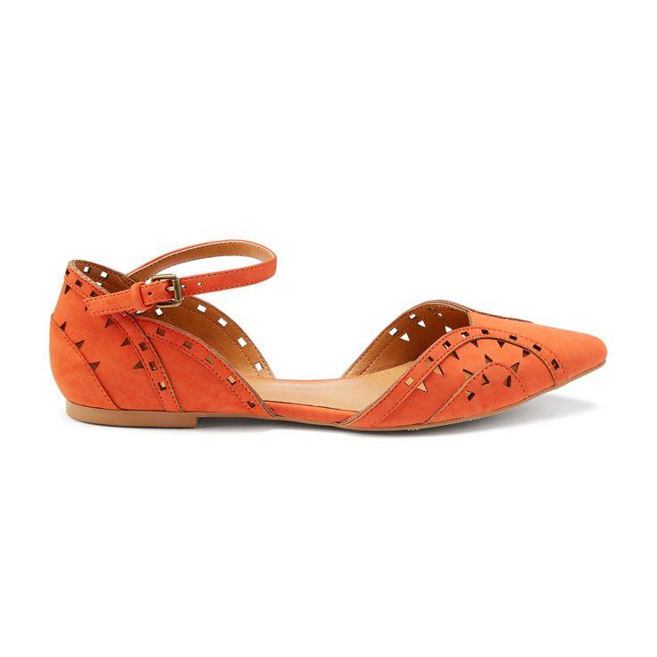 best 25 orange shoes ideas on orange flats