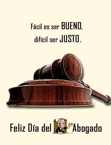 Feliz dia del Abogado. 30 de Abril. #Honduras ☆