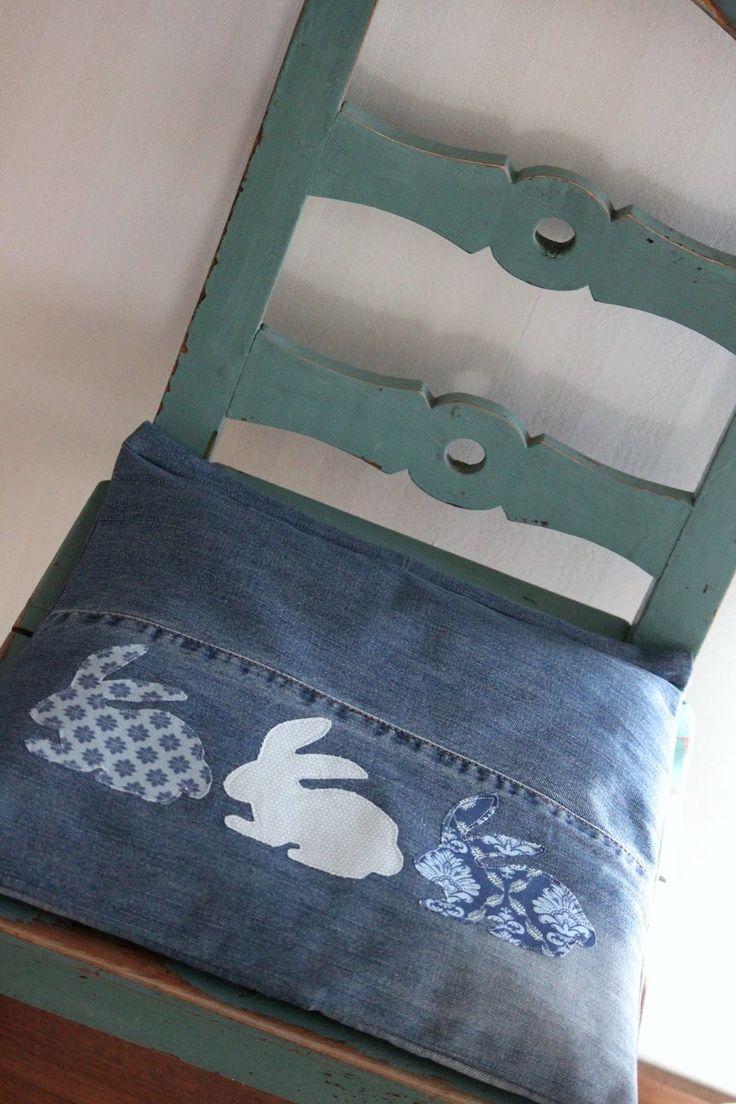 sooo trendy denim cushion seat cushions jeans make