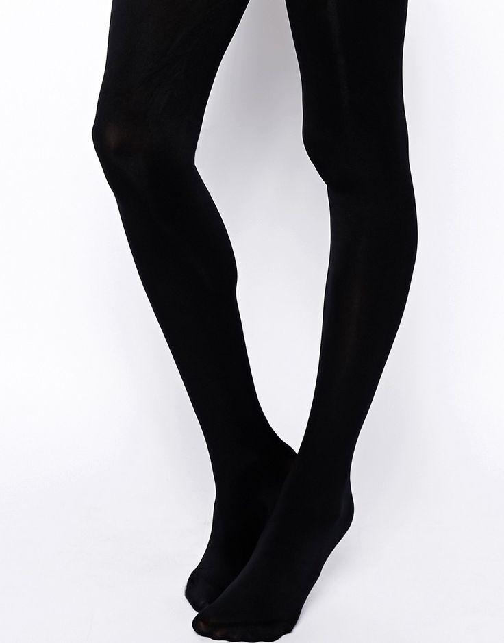 De sejeste ASOS 50 Denier Black Tights - Black ASOS Strømpebukser til Damer i luksus kvalitet