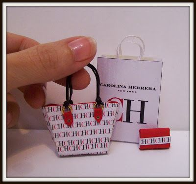 17 best images about doll purses bags on pinterest bags - Accesorios para casa ...