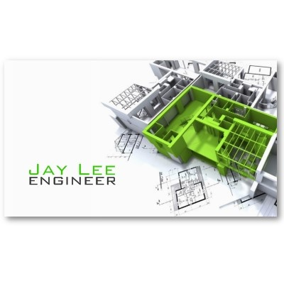 97 best engineer images on pinterest civil engineering brick engineer business card template by olicheldesign reheart Image collections