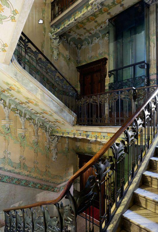 Casa Campanini è un edificio in stile Liberty di Milano …