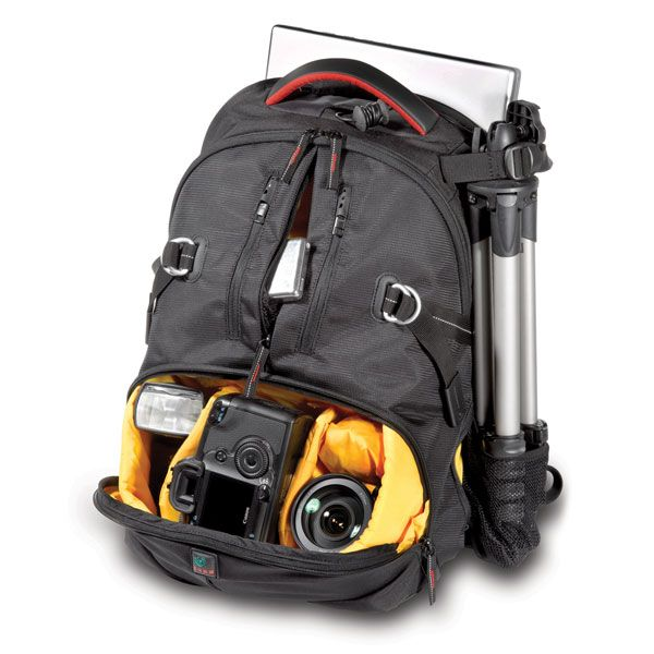 The DR-467i Digital Rucksack (Black-Green) features a unique TST RIB structural protection for two D/SLR with mounted lens, 3-4 lenses, flash etc., or for a compact camcorder with chargers and accessories, both also with space for personal gear, laptop and small tripod.    By removing the padded bottom camera insert you can easily convert this rucksack from a camera bag to a daypack when not shooting. The main compartment holds a D/SLR in top grip position or a compact camcorder, while the modu...: Camera Goodies, Dr. 467I Digital, Camera Bags, Dr467Ibg Digital, Bags Hold, Kata Bags, Digital Rucksack, Photography Gears, Bags Dr467Ibg