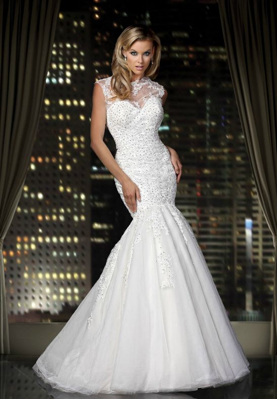 Magnificent Simone Carvalli Wedding Dresses - MODwedding