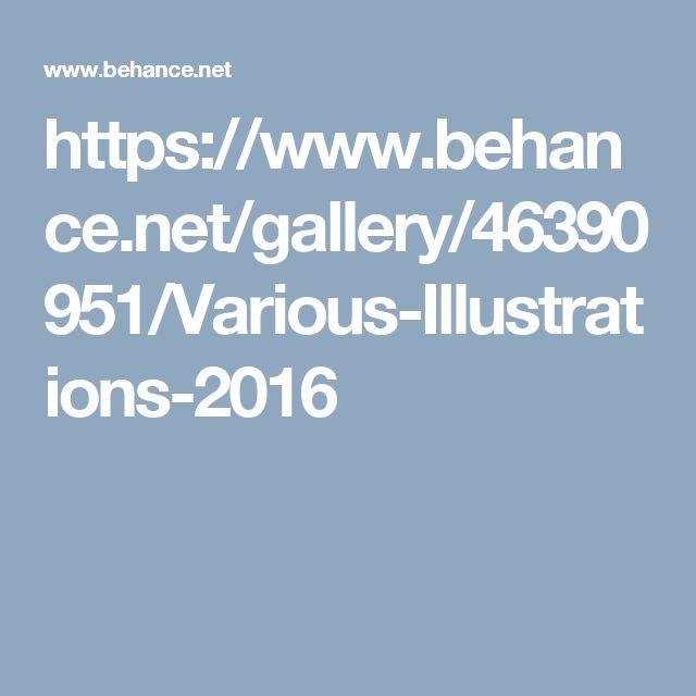 https://www.behance.net/gallery/46390951/Various-Illustrations-2016