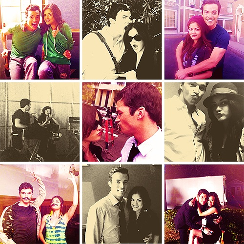 Lucy Hale and Ian Harding s Real-Life Relationship What Is It Like