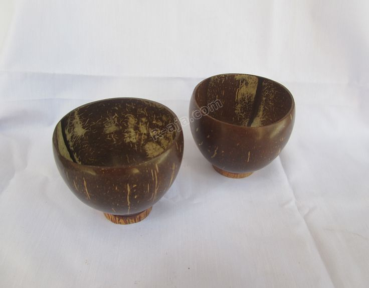 Coconut Shell Craft Glass