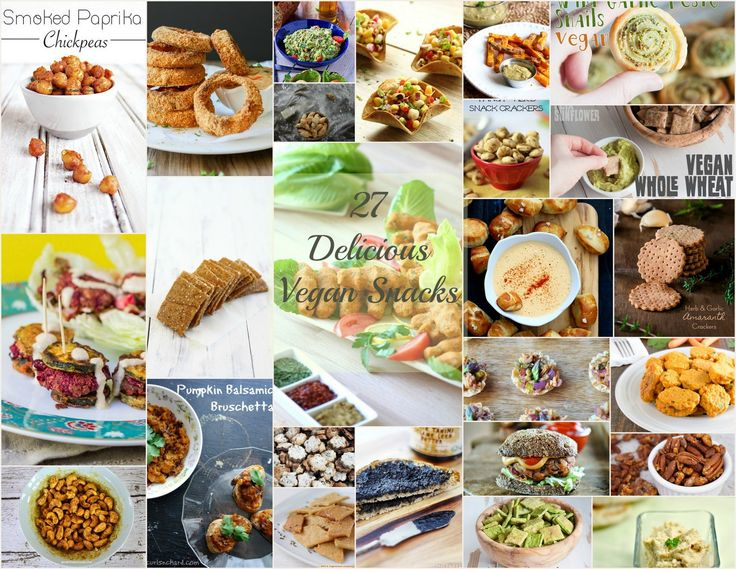 A Healthy Snacks Roundup with 27 contributions from amazing healthy food bloggers! Enjoy !!!