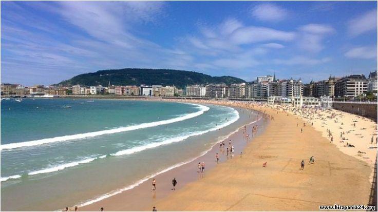 San Sebastian lokalnie nazywane Donostia to stolica hiszpańskiej prowincji Gipuzkoa, położona w Kraju Basków #hiszpania #KrajBaskow #SanSebastian