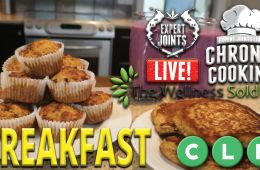 CHRONIC COOKING: WAKING AND BAKING CANNABIS-INFUSED BREAKFAST MUFFINS AND MORE