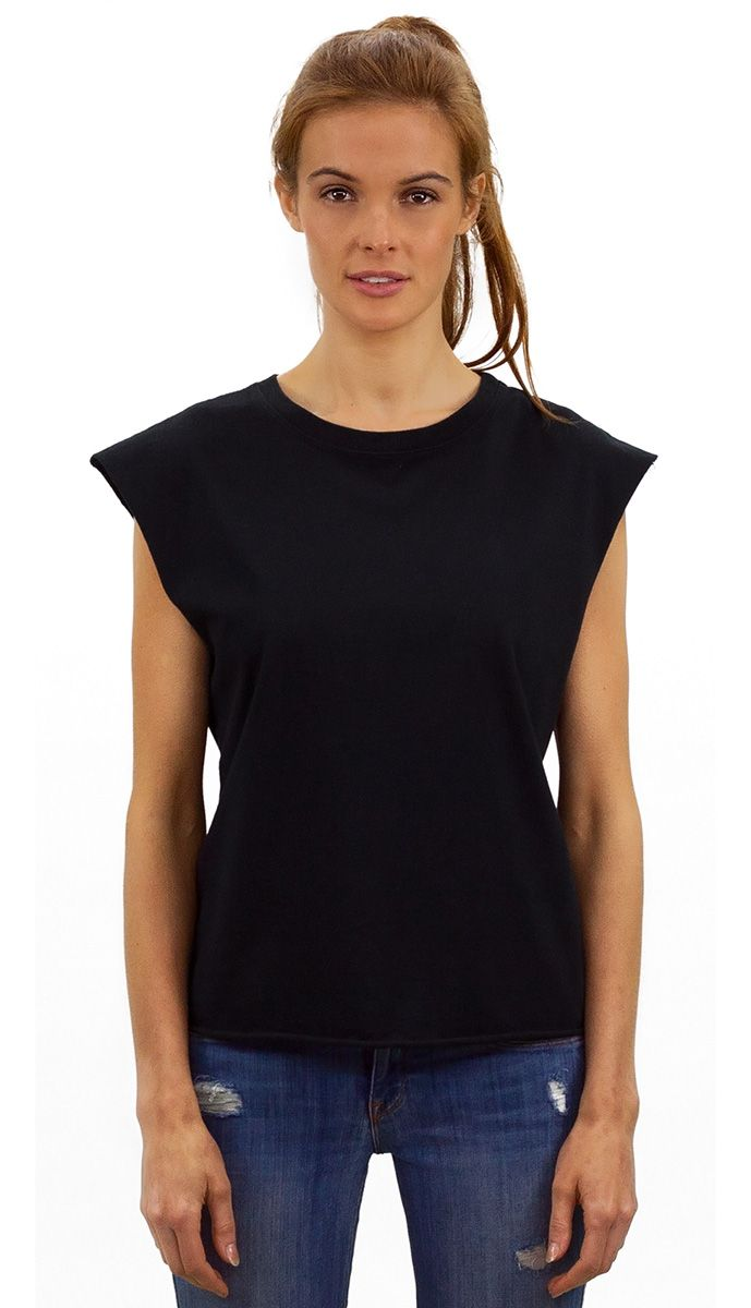 black to basics. 100% organic cotton, made in Sydney :) support Australian made!