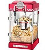#9: Great Northern Popcorn 2-1/2-Ounce Red Tabletop Retro Style Compact Popcorn Popper Machine with Removable Tray