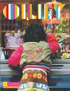 Magazine job for Oilily by Anjuska Slijderink