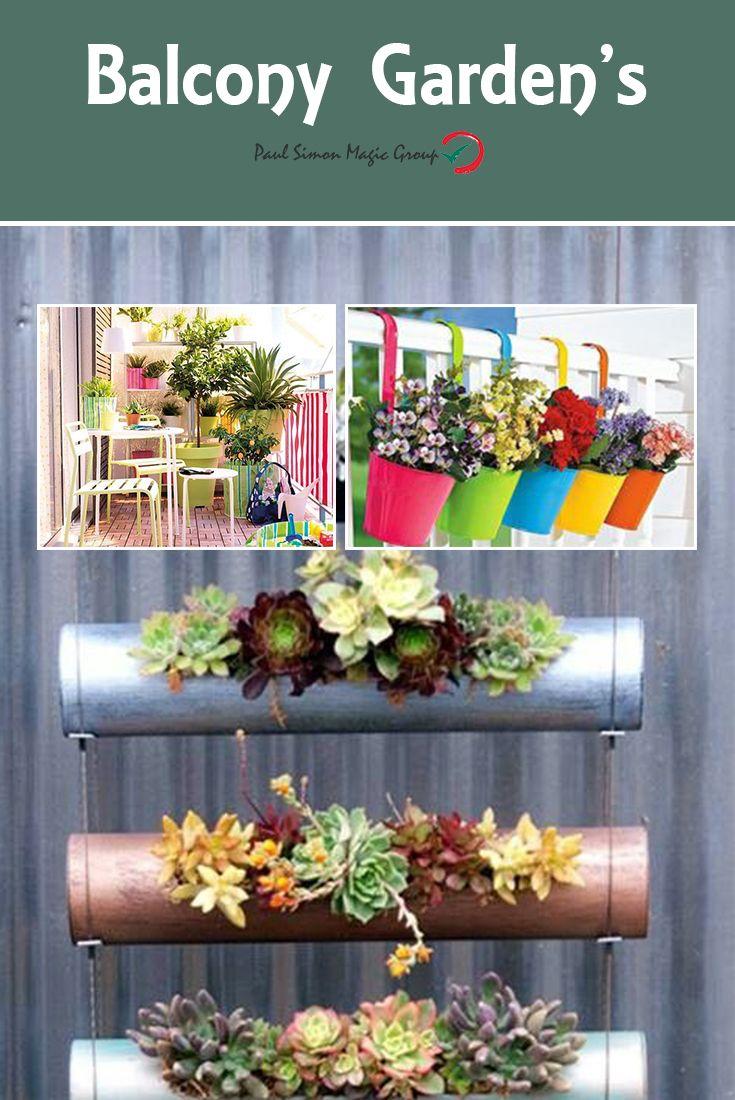 19 best London Garden Balcony Ideas images on Pinterest