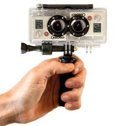 GoPro 3D HERO System  $99.00  Beach Party 3D fun!   #Summerpartypinoff