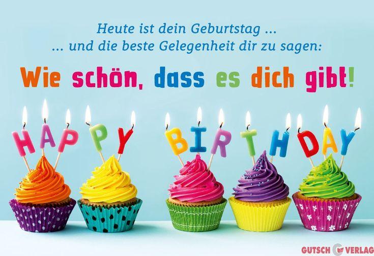 Heute ist dein Geburtstag … … und die beste Gelegenheit dir zu sagen: Wie sc… – Mechthild Bessmann