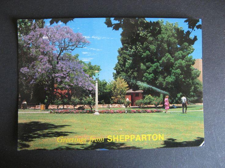 Queens Gardens Shepparton Victoria Australia | eBay