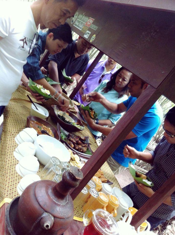 Angkringan luncheon..:))