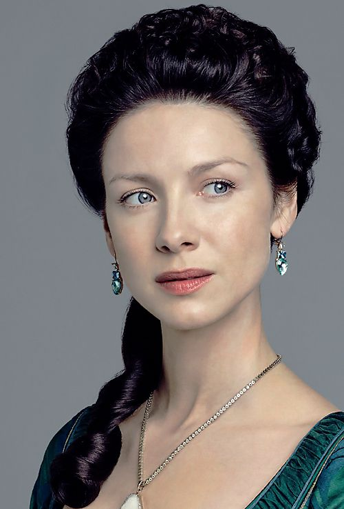 New Stills | Caitriona Balfe as Claire Fraser | Dragonfly in Amber