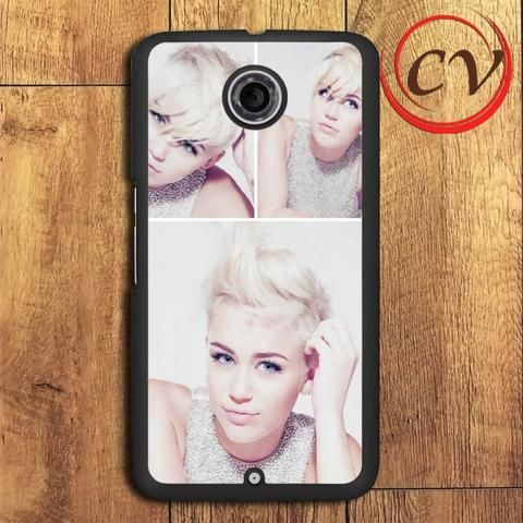 Miley Cyrus Collage Nexus 5,Nexus 6,Nexus 7 Case