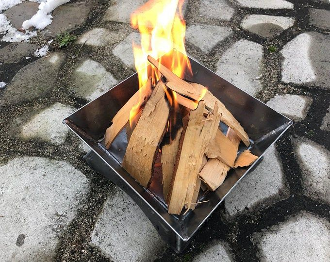 Rocket Stove Removable Top And Self Feeding Christiansburgweld