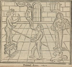 Re-Membering the Penis in Early Modern English Woodcuts; Now with More NSFW GIF