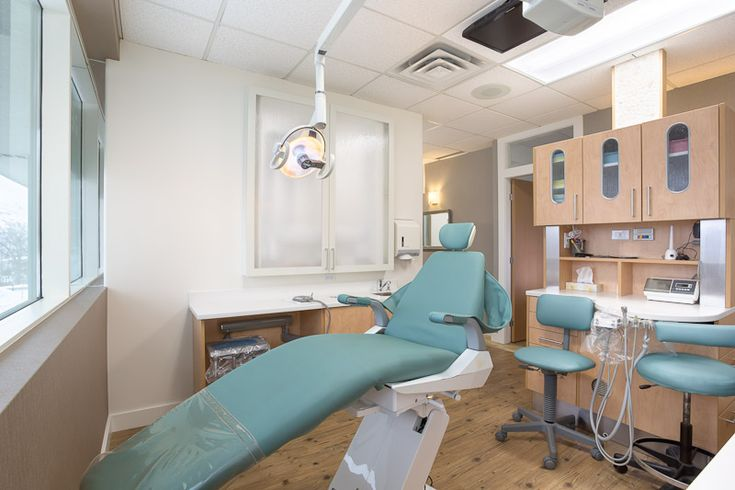 Lake country family dentistry by hatch interior design for Clinic interior designs