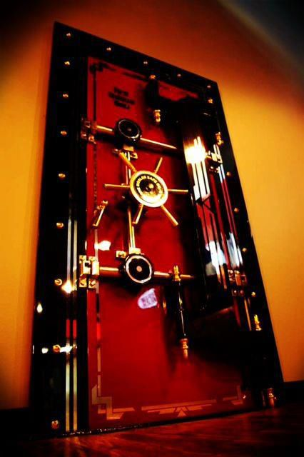 """Make sure you check out the """"Dillinger Door"""", a bank vault door which was defeated by infamous gangster John Dillinger.    http://www.vegasdaze.com/detail.aspx?id=110&n=Strip+Gun+Club"""