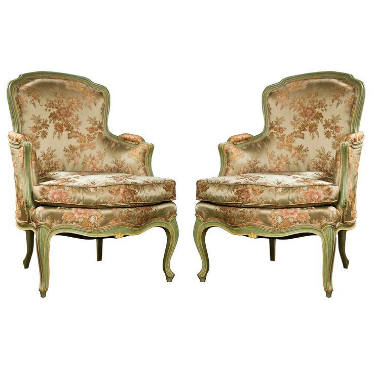 175 mejores im genes sobre decor butacas y sillas en - Sillas louis xvi ...