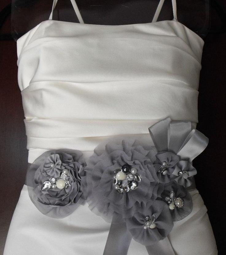 56 best wedding sash bridal belts images on