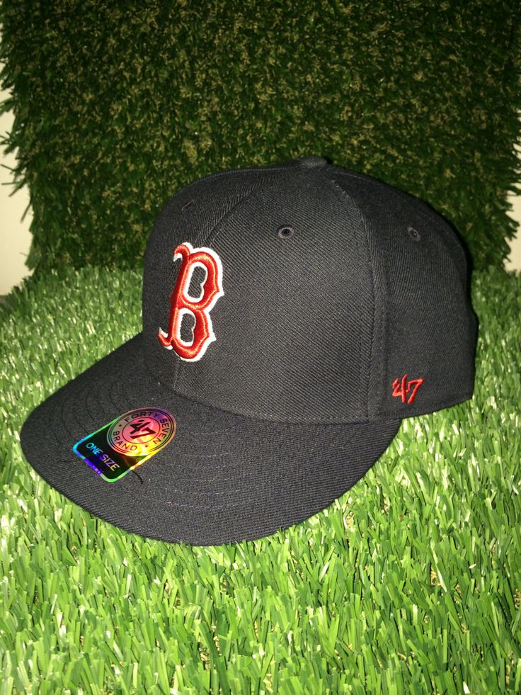 Boston Red Sox MVP MLB Team Cap