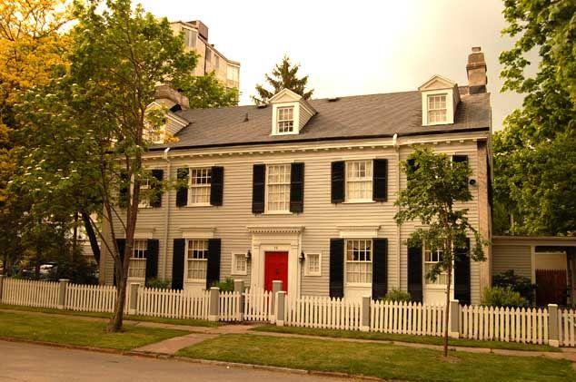 Federal Architecture | Comparison of American Architectural Styles 1790-1960