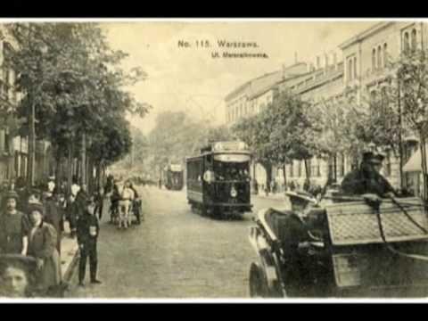 Mieczysław Fogg :  Piosenka o mojej Warszawie