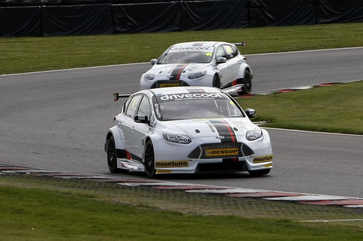 The Motorbase Performance BTCC team held an open test day at Brands Hatch on May 15