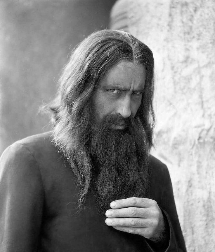 Christopher Lee as Rasputin, The Mad Monk (1966)