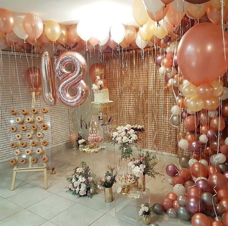 Pin Von Brin Fairband Auf 18th Birthdayyyy Party In 2020 Mit