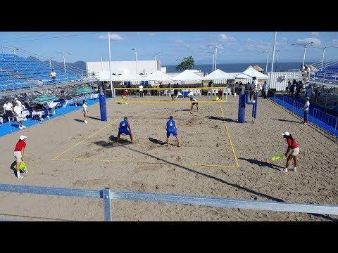 Nueva Cancha de Voleibol Playa para los XI Juegos Centroamericanos