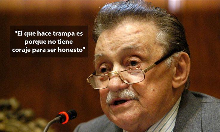 Mario Benedetti hubiese cumplido hoy 95 años, recordemos sus mejores frases| IMÁGENES | Noticias del Perú | LaRepublica.pe