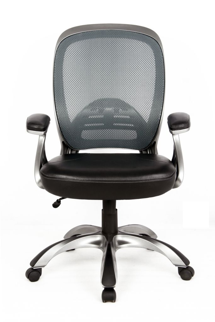 heavy duty office chairs. overtime 247 mesh back chair with fabric