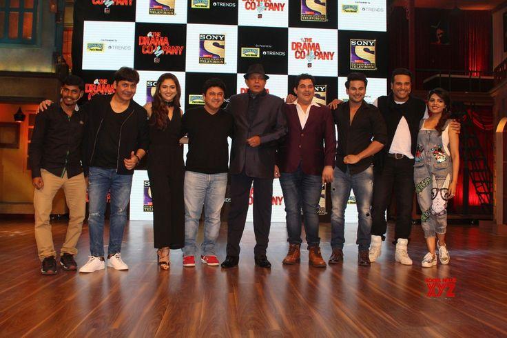 """Mumbai: Launch Sony TV new show """"The Drama Company"""" - Social News XYZ"""