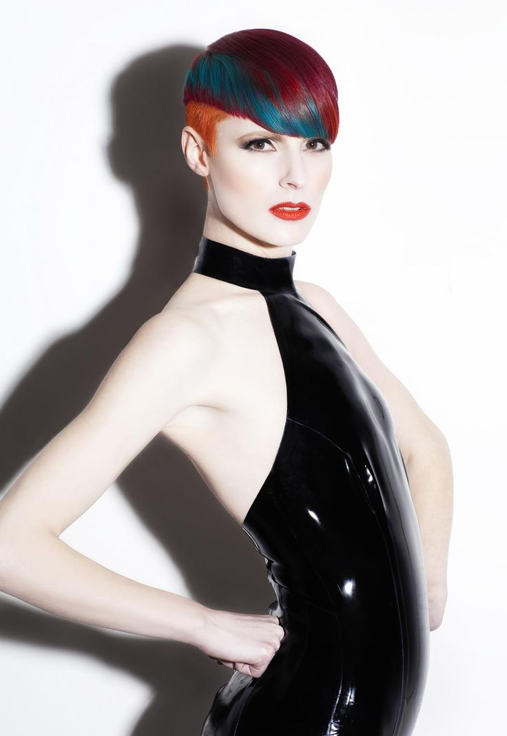 2014 ColorAmerica Colorist of the Year winning image by Daniel Rubin #haircolor #colorist #vivids