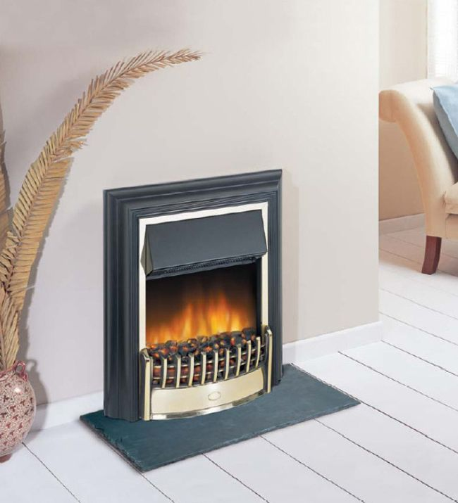 Electric Fires | Cheriton Le Freestanding Electric Fire From Dimplex | Direct Fireplaces £200
