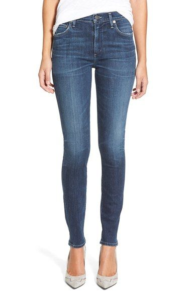 Citizens of Humanity 'Rocket' High Rise Skinny Jeans (Albion) available at #Nordstrom