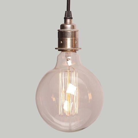 Lampa wisząca Retro Silver
