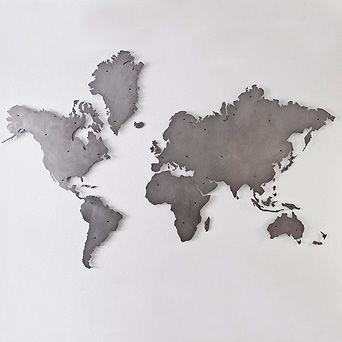 41 best Mapa mundi images on Pinterest  World maps Ideas and
