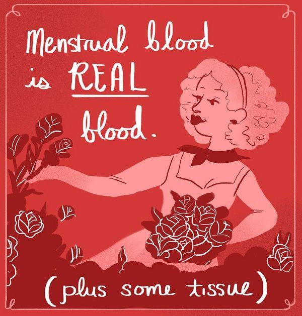 15 tény a menstruációs ciklusról