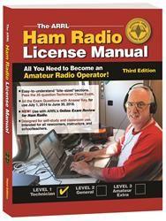 ARRL 0222 - The ARRL Ham Radio License Manual 3rd Edition